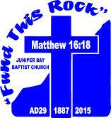 Fund this rock logo