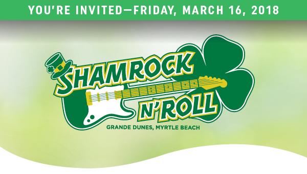 ShamRock N Roll 5k logo 2018