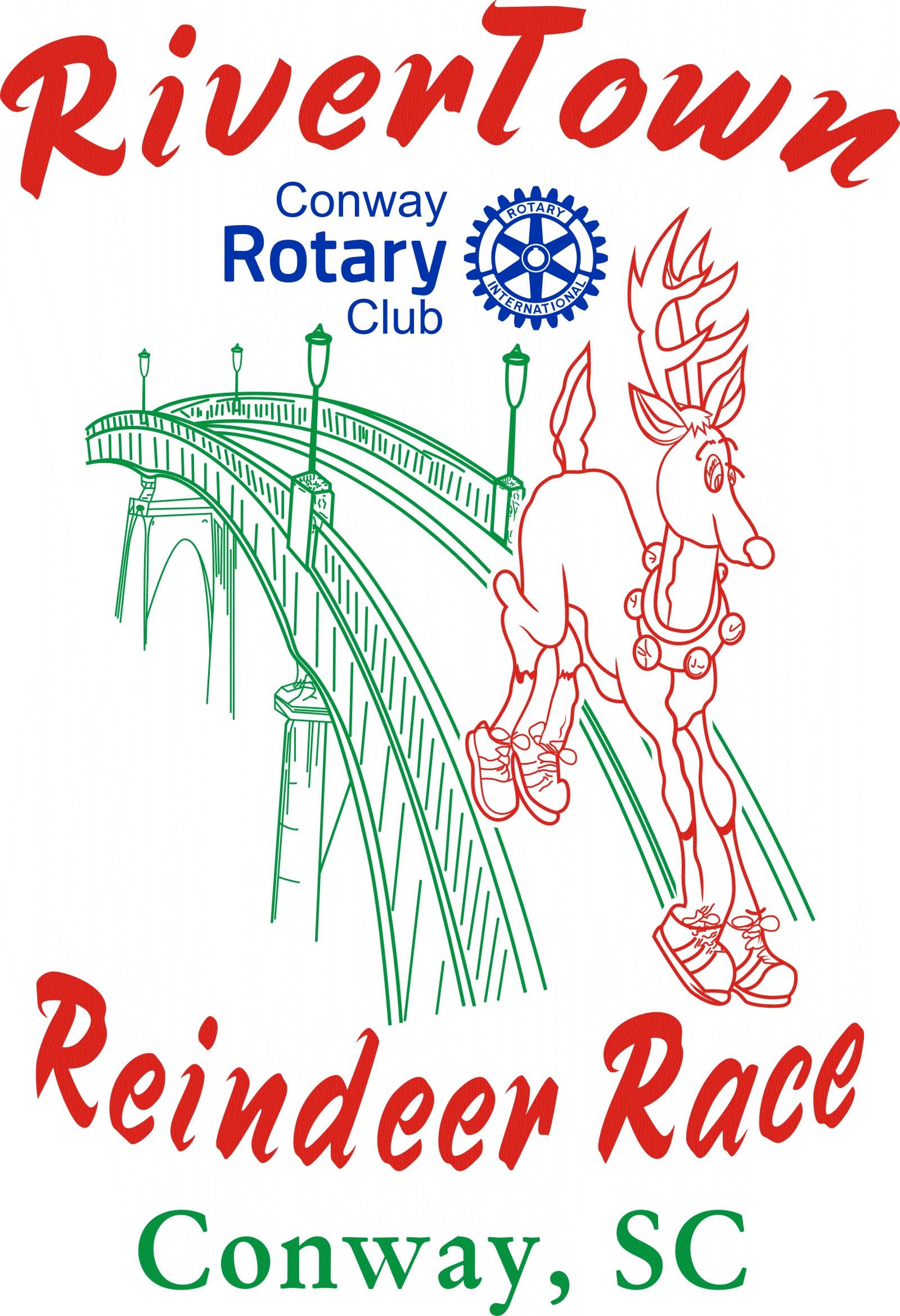 reindeer race 2017